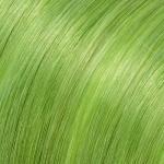 Color Peluca green