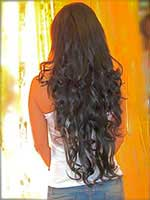 Extensiones de pelo natural cabello 100% Humano