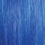 Color Peluca blu