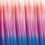 Color Peluca candy-multi