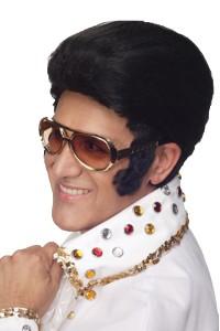 Peluca de Elvis madrid