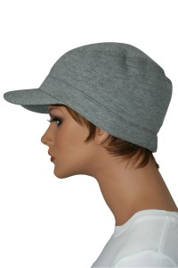 Fleece Military Hat
