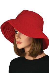 Velvet Ribbon Hat